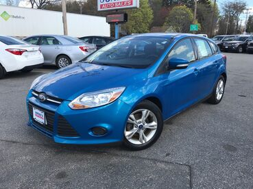 2013 Ford Focus SE Worcester MA