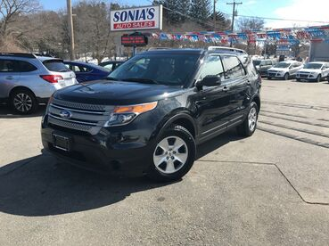 2013 Ford Explorer Base Worcester MA