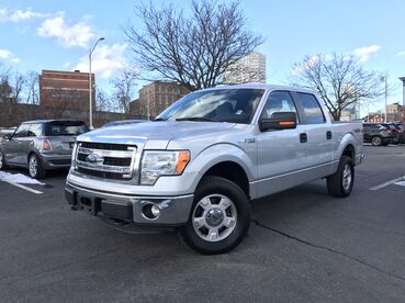 2014 Ford F-150 XLT Worcester MA