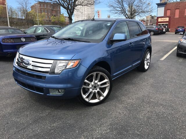 2010 Ford Edge Sport Worcester MA