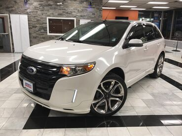 2013 Ford Edge Sport Worcester MA