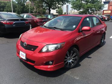2010 Toyota Corolla S Worcester MA