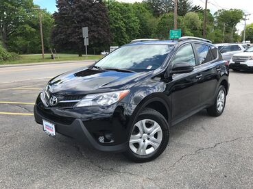 2014 Toyota RAV4 LE Worcester MA