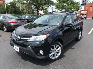 2014 Toyota RAV4 Limited Worcester MA