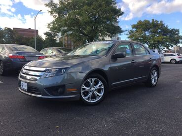 2012 Ford Fusion SE Worcester MA