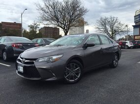 Toyota Camry XLE 2015