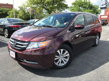 2014 Honda Odyssey EX-L Worcester MA