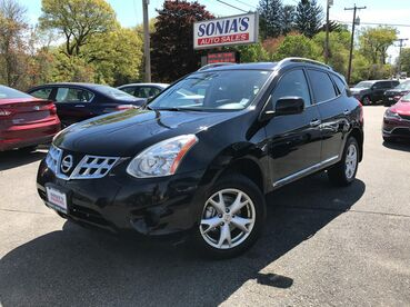 2011 Nissan Rogue SV Worcester MA