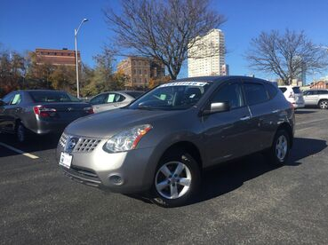 2010 Nissan Rogue SL Worcester MA
