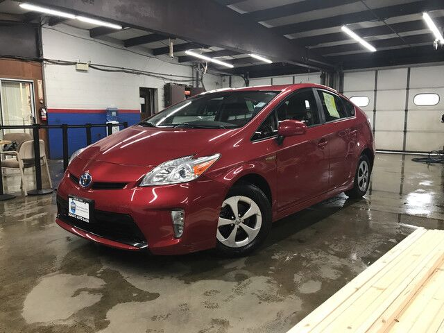 2014 Toyota Prius Two Worcester MA