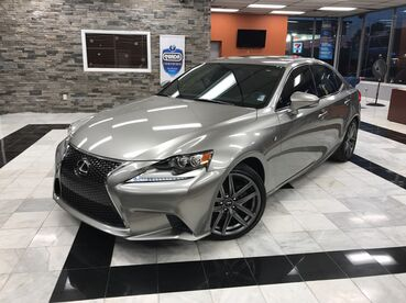 2015 Lexus IS 250  Worcester MA