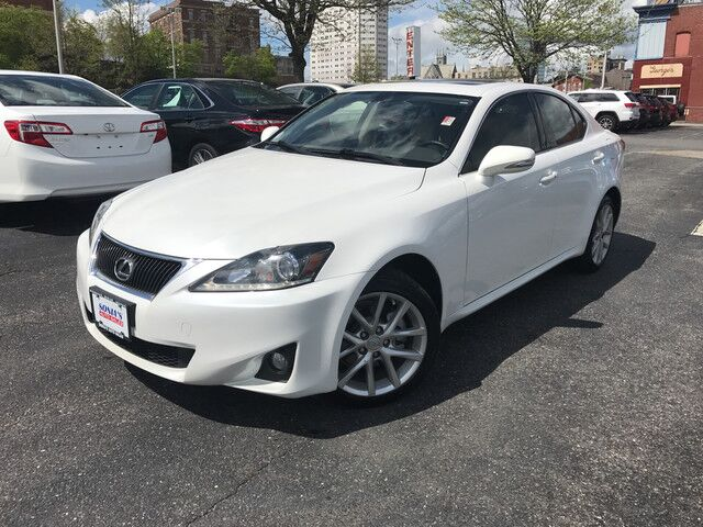 2011 Lexus IS 250  Worcester MA