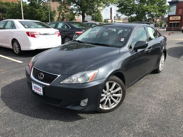 2006 Lexus IS 250 Auto Worcester MA