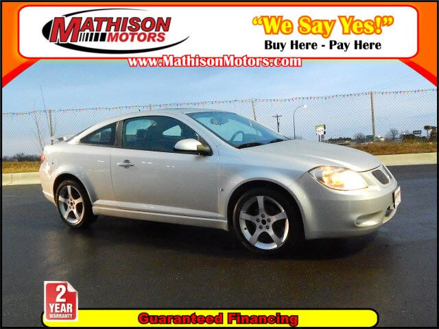 2009 Pontiac G5 Gt Clearwater Mn 16205751