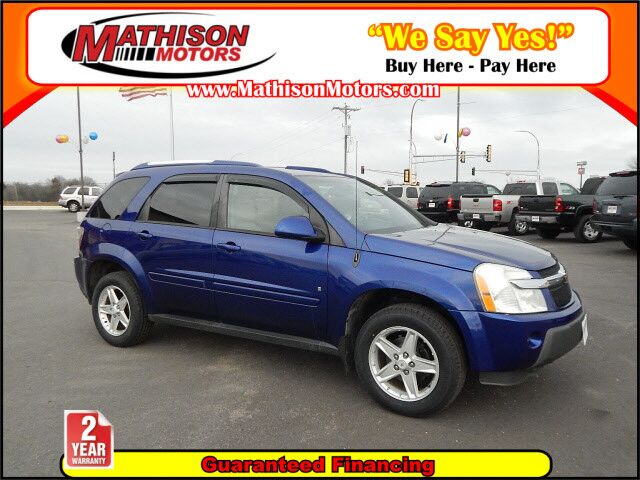 2006 Chevrolet Equinox Lt Clearwater Mn 17375262