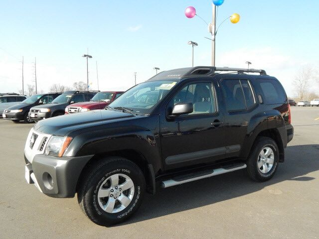 2012 nissan xterra s clearwater mn 17492234. Black Bedroom Furniture Sets. Home Design Ideas