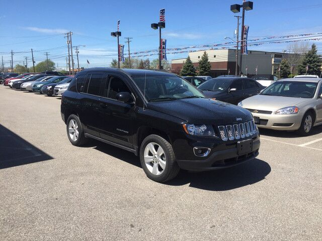 2015 Jeep Compass High Altitude Edition 4WD Cleveland OH