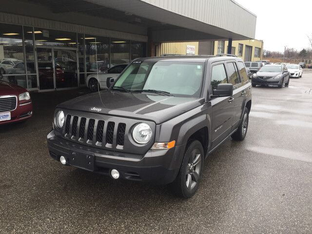 2015 Jeep Patriot Latitude 4WD Cleveland OH