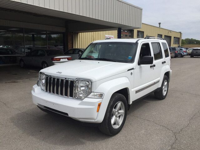 2012 Jeep Liberty Limited 4WD Cleveland OH