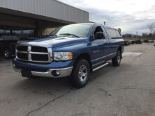 Dodge Ram 1500 Regular Cab SLT 4WD 5-Speed 2004