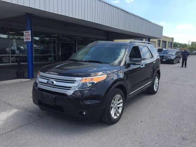 2014 Ford Explorer XLT 4WD Cleveland OH