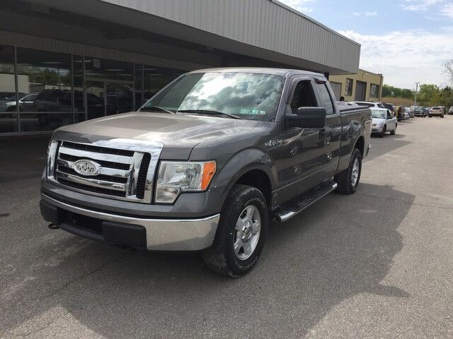 2010 Ford F-150 SuperCab XLT 4WD Cleveland OH