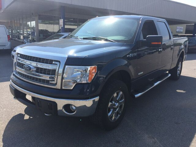 2013 Ford F-150 SuperCrew XLT 4WD Cleveland OH