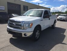 Ford F-150 Supercab XLT 4WD Ecobost 2014