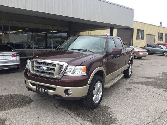 2008 Ford F-150 SuperCrew King Ranch 4WD Cleveland OH