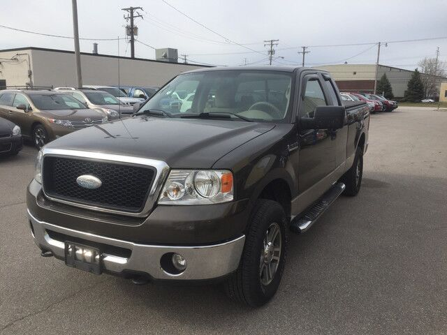2008 Ford F-150 SuperCab XLT 4WD Cleveland OH
