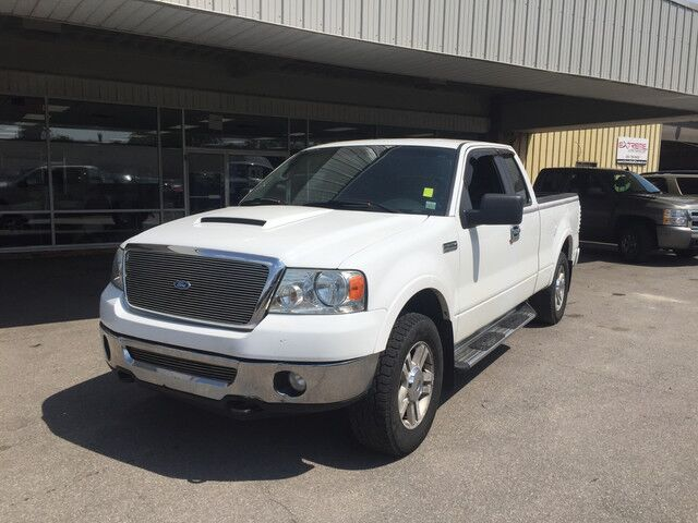 2008 Ford F-150 SuperCab Lariat 4WD Cleveland OH