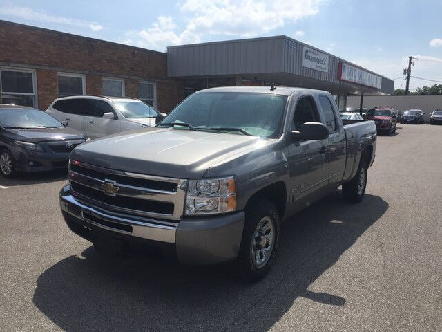 2009 Chevrolet Silverado 1500 Extended Cab Work Truck LS RWD Cleveland OH