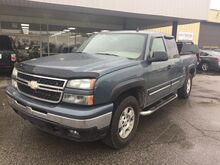 2006 Chevrolet Silverado 1500 Extended Cab LT1 4WD Cleveland OH