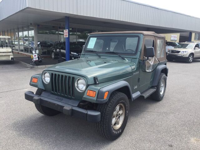 2000 Jeep Wrangler SE 4WD 5-Speed Cleveland OH