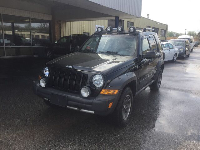 2005 Jeep Liberty Renegade 4WD Cleveland OH