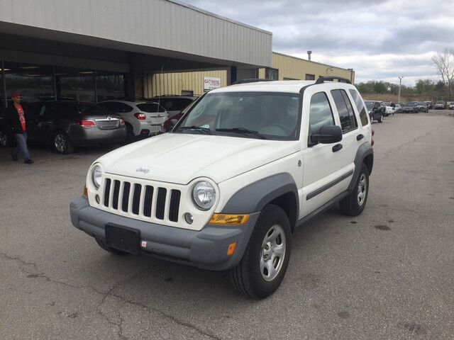 2006 Jeep Liberty Sport 4WD Cleveland OH