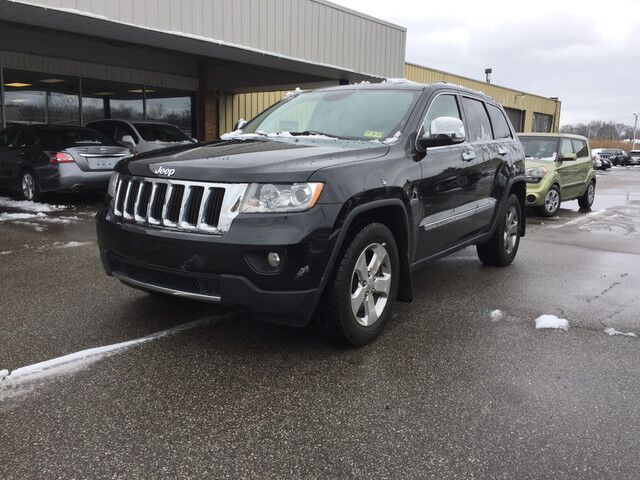 2011 Jeep Grand Cherokee Limited 4WD Cleveland OH