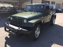 2008 Jeep Wrangler Unlimited Sahara 4WD Cleveland OH