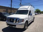 2012 Nissan NV 2500 High Roof SV V8