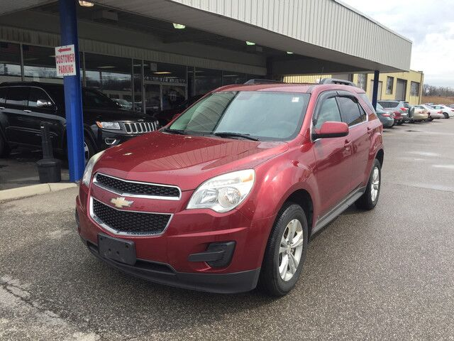 2010 Chevrolet Equinox 1LT FWD Cleveland OH