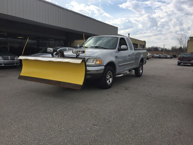 2003 Ford F-150 Supercab XLT 4WD Cleveland OH