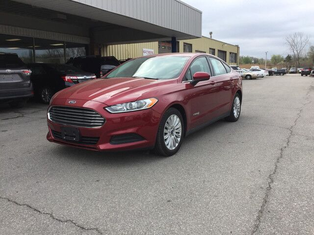 2014 Ford Fusion S Hybrid FWD Cleveland OH
