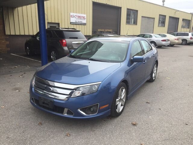 2010 Ford Fusion Sport FWD Cleveland OH