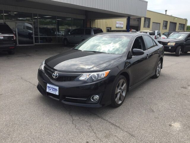 2012 Toyota Camry SE Auto Cleveland OH