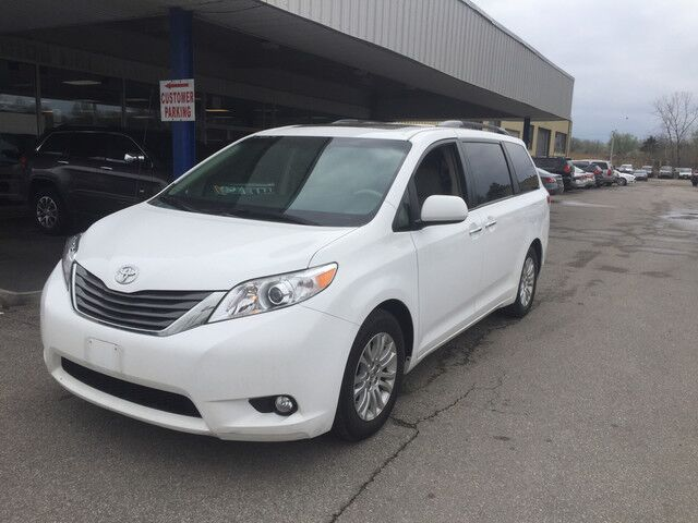 2014 Toyota Sienna XLE V6 FWD Cleveland OH
