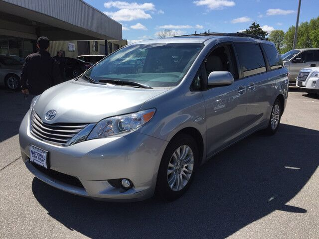 2015 Toyota Sienna XLE AAS Cleveland OH