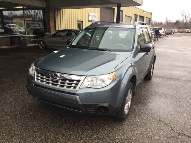 2013 Subaru Forester 2.5X AWD Cleveland OH