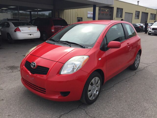 2007 Toyota Yaris 5-Speed Cleveland OH
