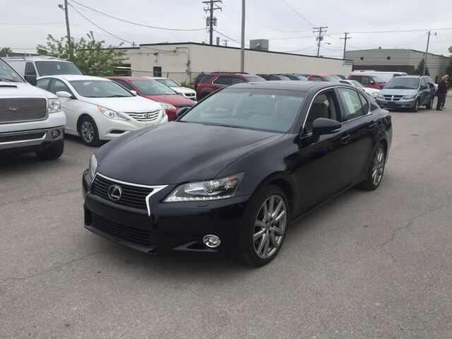 2015 Lexus GS 350 AWD Cleveland OH