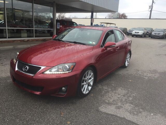 2011 Lexus IS 350 AWD Cleveland OH